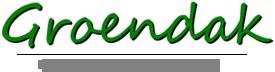 Groendak Webshop